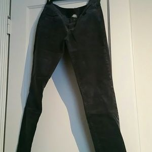 Jcrew ankle corduroy pants